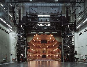 Opened - Cuvillé-Theater, Munich, 2013