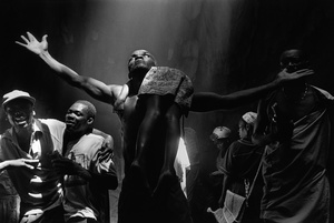 From the series Rituals in Haiti. Courtesy of Photolux Festival