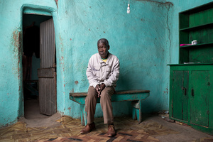 Monde Mxesibe - Zagwityi, South Africa 2015