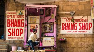 Bhang Shop, Gopa Chowk, Jaisalmer