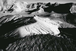 Alberta Badlands, 1983