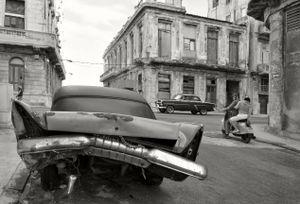 Scene of Havanese life