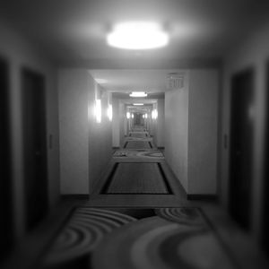 Hotel Hallway 2