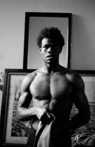 Kirkland Laing, light middleweightboxer, Canning Town,