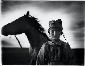 3rd prize Sports Features Singles. © Tomasz Gudzowaty, Poland, Yours Gallery/ Focus Photo und Presse Agentur. Child jockey, Mongolia