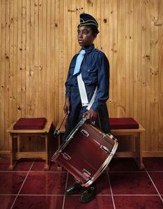 Tenor Drummer Monique
