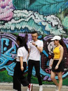 1 Taipei street life Graff