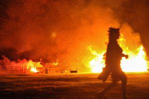 Theatre of fire