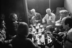 O'Donoghue's Bar, Dublin, Ireland 1986