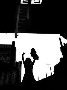 Up to the ladder © Arza Rose Steinmetz