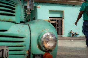 Green in Cuba