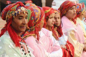 Berberian singers