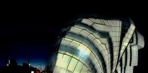 Gehry IAC Building high line nyc