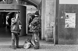 Unknown portraits: Berlin