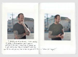 "From the photobook ""The Grey Line"" © Jo Metson Scott"