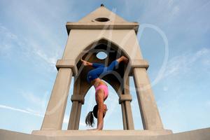 Naheed Radfar, Gymnast