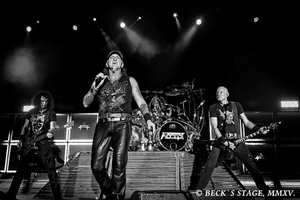GOTTA ROCK TO STAY ALIVE - ACCEPT - BLIND RAGE - WATERKANT X-MAS BASH! - 02