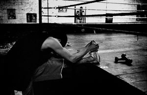 Boxing Club Ferrobaires - Buenos Aires