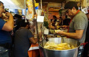 Food, Mexico DF