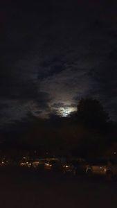 Full Moon Holy Thursday