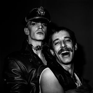 Gay couple London 1979