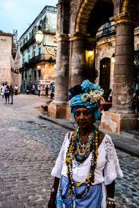 Seriedad en La Habana