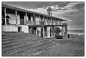 Apostle Andrew monastery, occupied Cyprus, Karpasia, Famagusta district 2004