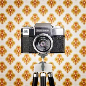 CameraSelfie #69: Contaflex 126