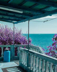 Greek Backyard