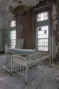 Buffalo State Hospital  -  © Shaun OBoyle