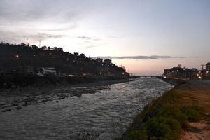 Kapisre river in Arhavi.