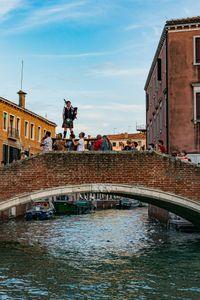 The Happenstance, Venice