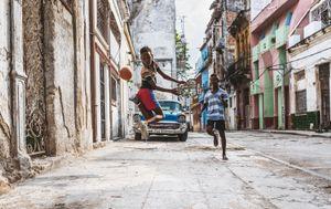 StreetPlayer@Cuba