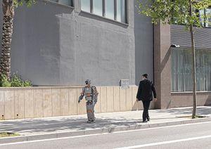 Reem B #3 [Pal], Barcelone, Spain, 2010.