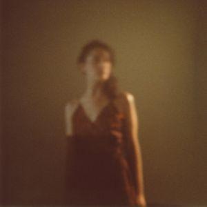 Untitled Lomo'instant self portrait.