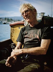 Houseboat Guy, Sausalito, California
