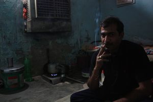 Rashpahal in Gurgaon slum, New Delhi 2011