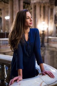 Melina / Dancer / The Opera Garnier