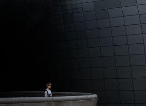 A photographer's contemplation