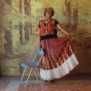 Doña Lilia Gurrión or The Autumn of the Matriarch, Juchitán, Oaxaca, México 1986