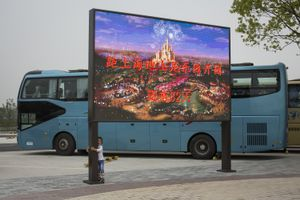 Outside Shanghai Disney, There Is No Miracle