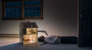 Untitled (doll house)