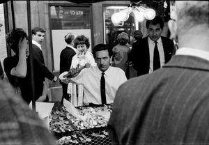 Auctioneer, London, 1965
