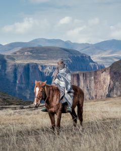 Rethabile Motsapi - Tsenekeng, Lesotho