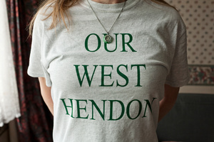 West Hendon, London, NW9.