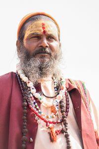 Sadhu portrait 12