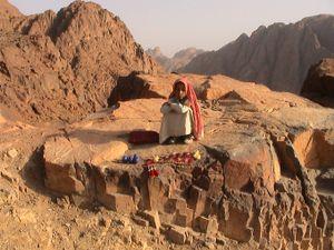 Biblical Mount  Sinai