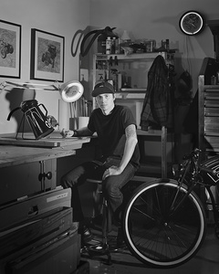 Kyle Turner, Printmaker, Fabricator