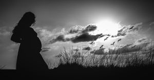 Mamma tra cielo e terra - L'attesa di una nuova vita