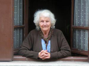 Paulette, Aurillac, France, 2010